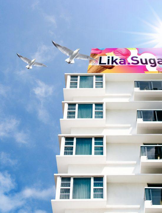 Фирменный стиль для студии шугаринга «Lika.Sugar»