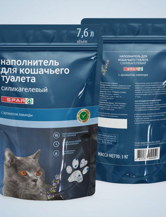 Упаковка СТМ для сети магазинов «Spar». Дизайн.